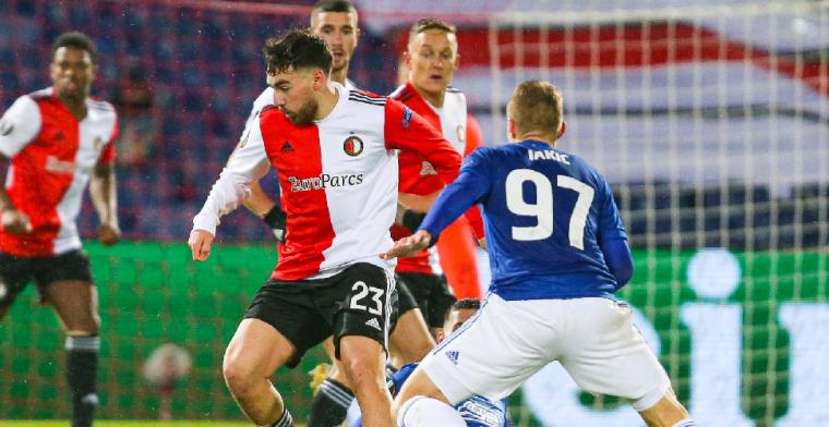 Armoedig Feyenoord gaat kopje onder in De Kuip en móet winnen in Oostenrijk