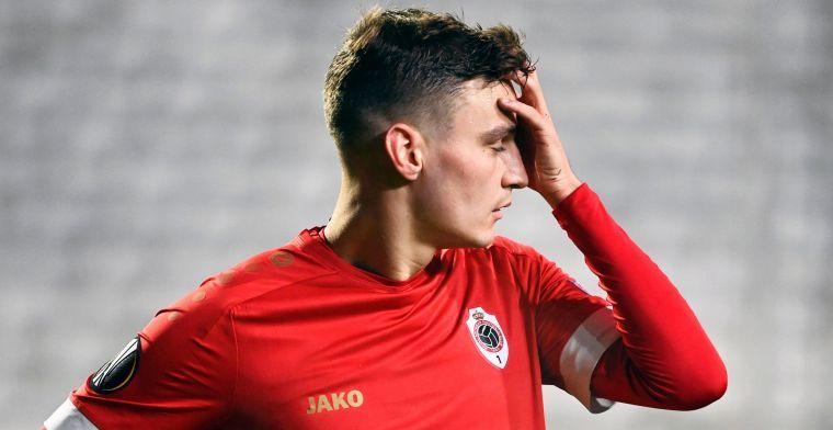 """Gerkens legt het verschil tussen Antwerp en Anderlecht uit: """"Heel belangrijk"""""""