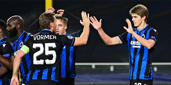 Twee Club Brugge-spelers krijgen plaats in Champions League 'Team of The Week'