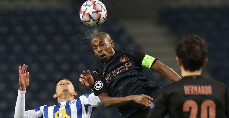 Porto sneert naar 'racistische' Silva in nieuwsbrief, Manchester City ziedend