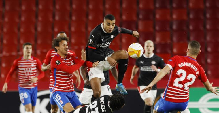 Grote PSV-gok Schmidt pakt goed uit: 'Nu kun je weer een veer in z'n kont stoppen'