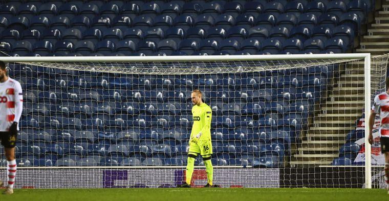 Standard verliest tegen FC Rangers en is uitgeschakeld in Europa League