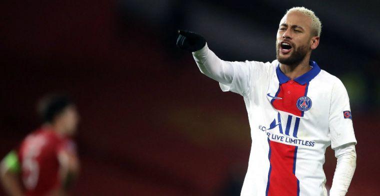 Neymar laat bommetje vallen bij PSG: 'Ik wil weer met Messi samenspelen'