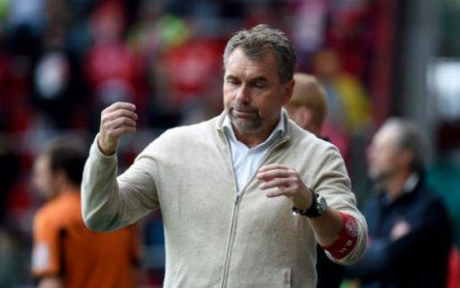 """Hollerbach dan toch niet nieuwe coach STVV: """"Verschillende ideeën over doelen"""""""