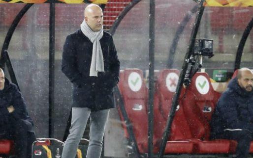 AD: Arnesen spreekt met 'eerste kandidaat' Slot over dienstverband bij Feyenoord