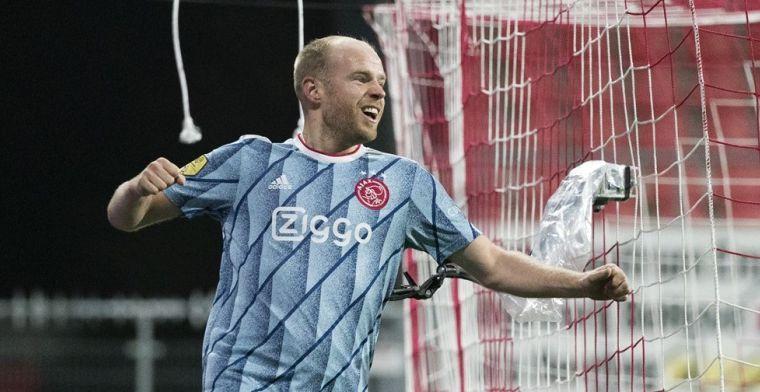Klaassen verdedigt veel bekritiseerde ploeggenoot: 'Deed het goed tegen Liverpool'