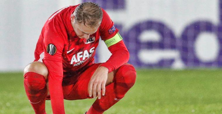 AZ op pole position voor 'wereldprestatie' in Europa League: 'BRAVISSIMO!'