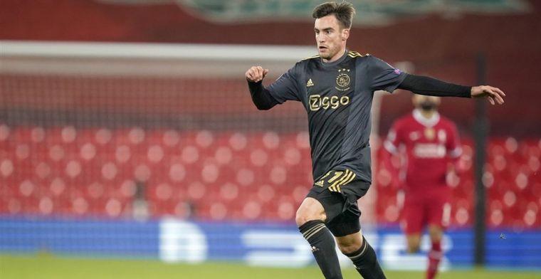 Zaakwaarnemer van Tagliafico: 'Hij kan Ajax bij een goed bod verlaten in januari'