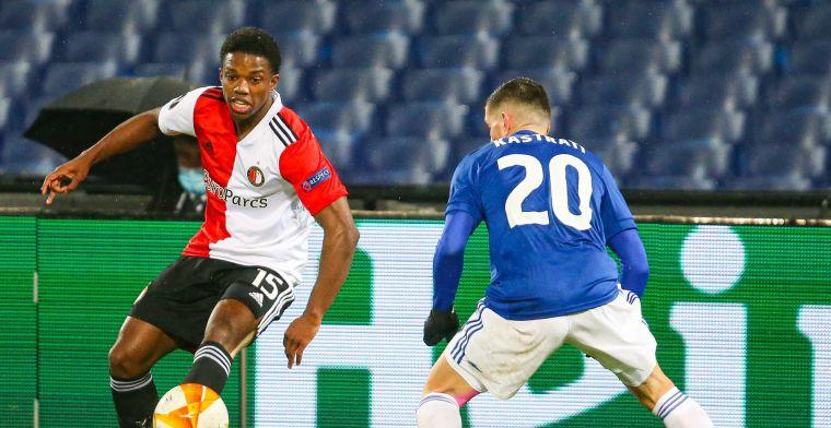 Malacia baalt na zure nederlaag tegen Dinamo Zagreb: 'Mag geen excuus zijn'