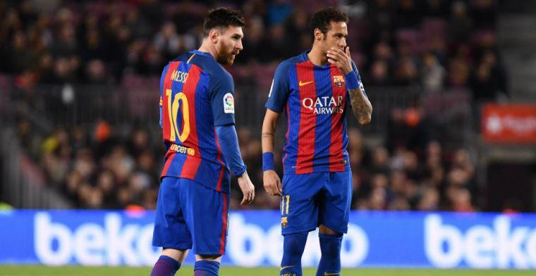 Neymar 'weet meer' over gesprekken PSG en Messi: 'Zou zoiets niet zomaar zeggen'