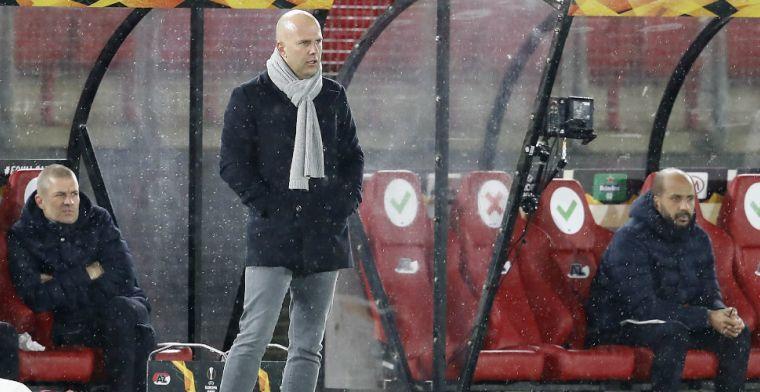 Driessen: 'Er speelt iets tussen Feyenoord en Slot, maar ook bij Ajax bovenaan'