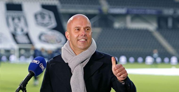 'Gevraagd worden voor Feyenoord is een enorme eer, ik zou geen nee zeggen'