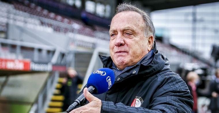 Advocaat voorzichtig bij Feyenoord: 'Normaal staat er toch twaalf maanden voor'