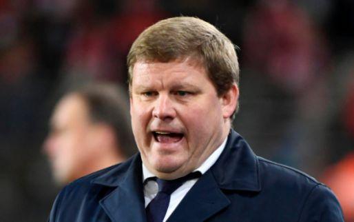 Interesse genoeg: 'Ook Antwerp en Engelse club spraken met Vanhaezebrouck'