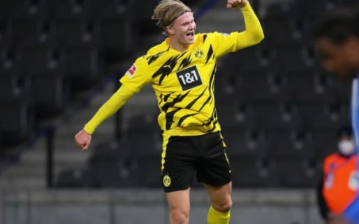 Afbeelding: Dortmund verliest punten dankzij ex-STVV'er, Bornauw speelt gelijk tegen Casteels