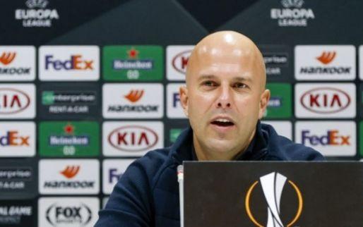 'Slot is al rond, hij wordt gewoon trainer van Feyenoord volgend jaar'