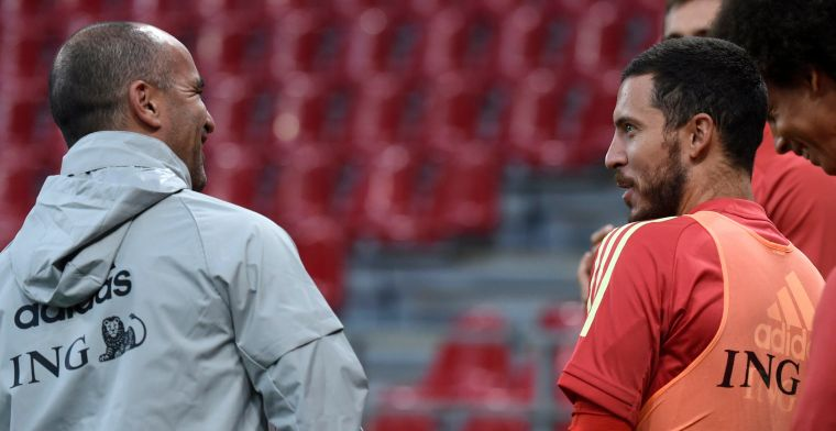 Martinez wikt en weegt situatie-Hazard: Bezorgd om geluk, niet om lange termijn