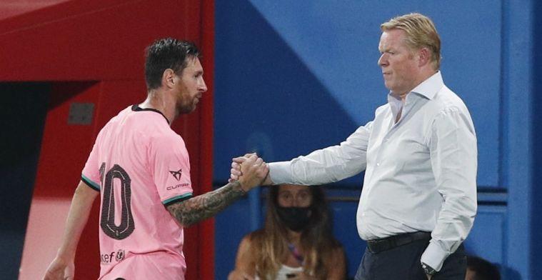 'PSG onderzoekt komst Messi: Neymar sprak met technisch directeur over Argentijn'