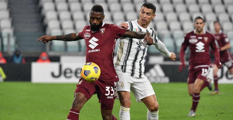 Dramatisch einde Derby della Mole tussen Juventus en Torino, Bonucci matchwinner