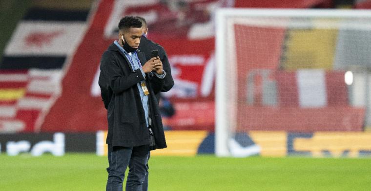 'De trainers willen dat ik stappen maak zodat ik van grote waarde word in Ajax 1'