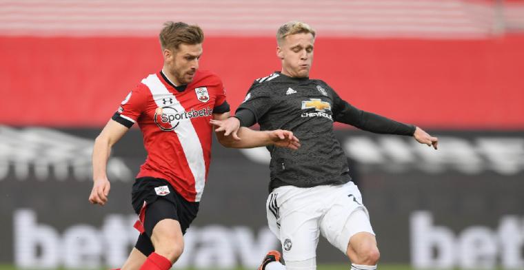 Solskjaer zet Van de Beek opnieuw in de basis bij Man United, géén Fernandes