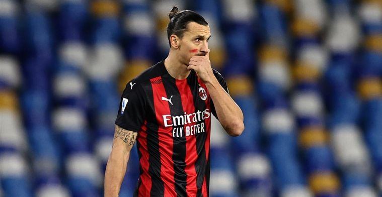 Zlatan (AC Milan) snoert criticasters de mond: Ik houd van uitdagingen