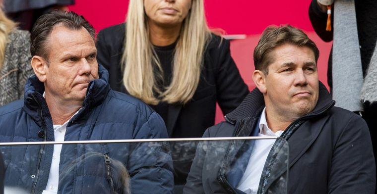 'Ontslag Slot bepaald geen verrassing: AZ-directeur Huiberts greep direct in'