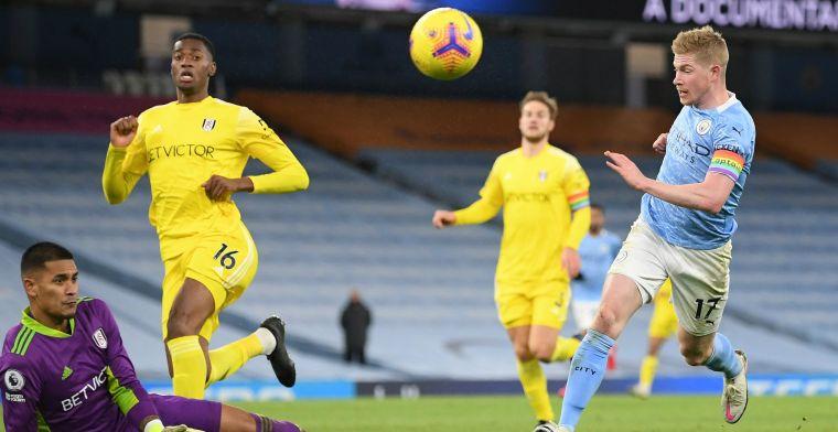 Manchester City kan rustig toewerken naar derby: in één klap van plek 11 naar 4