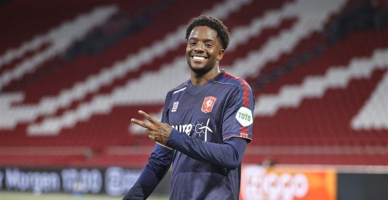 'Twee keer scoren en winnen van Ajax, dat is een heet item op dit moment'