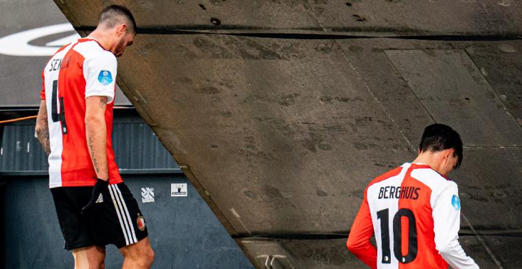 'Dit is iemand waar Feyenoord 10 à 15 miljoen voor kan krijgen of nog meer'