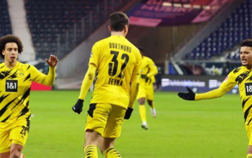 Afbeelding: Dortmund op cruisecontrol naar winst en is zo groepswinnaar