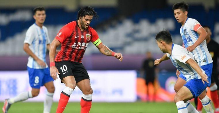 Eén van best betaalde spelers ter wereld weg uit China na 67 miljoen in 4 jaar