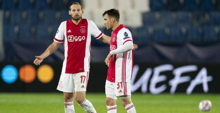 Ajax-verandering: 'Denk dat er afspraken zijn gemaakt tussen Tagliafico en Blind'