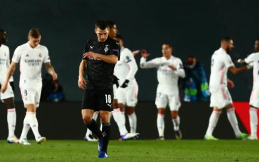 Afbeelding: Real Madrid door het oog van de naald, ook Gladbach door dankzij blamage Inter