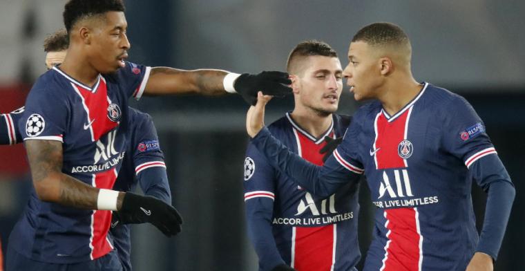 Paris Saint-Germain maakt in inhaalwedstrijd gehakt van Basaksehir