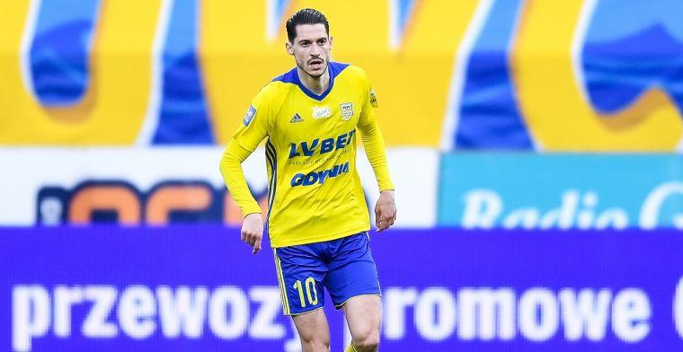 'Vejinovic praat over Eredivisie-terugkeer: financiële eisen nog te gortig'