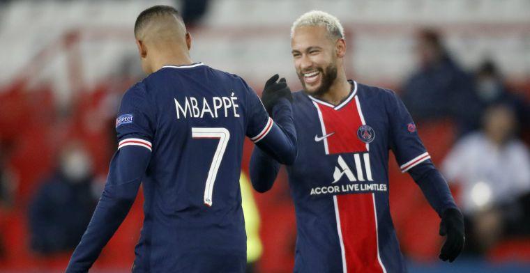 PSG én Neymar kondigen alvast nieuws aan: 'Vertrek is niet in me opgekomen'