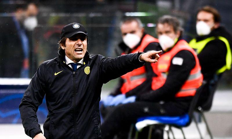 Afbeelding: Conte woest na Champions League-uitschakeling: 'Het is echt ongelofelijk'