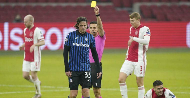 Ajax-sneer Hateboer: 'Volgens mij had hij meeste balcontacten, geen probleem'