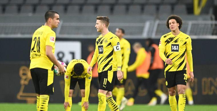 Dortmund krijgt gigantisch pak slaag, Leipzig nieuwe koploper in Bundesliga