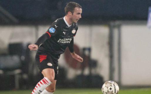 Afbeelding: 'Götze zit op 70 procent van zijn kunnen, in januari wordt hij briljant voor PSV'