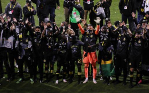 Afbeelding: 'Nederlandse' MLS-finale simpele prooi voor Room en Columbus Crew