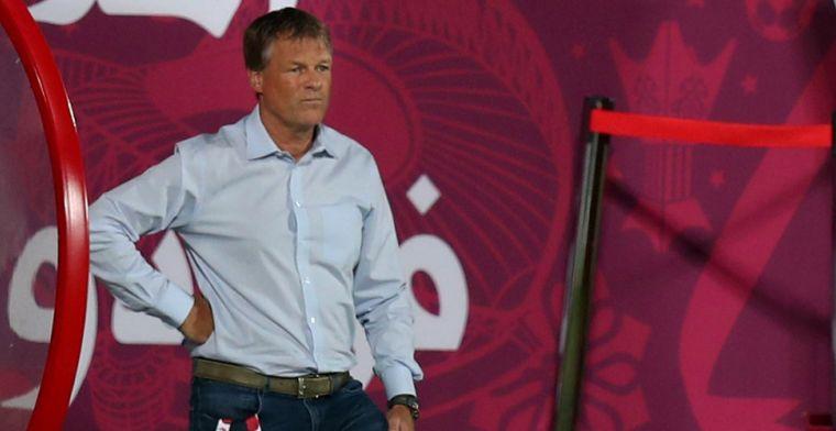 'Beste contract uit carrière' ingeleverd: 'Heb mezelf ontslagen bij Feyenoord'
