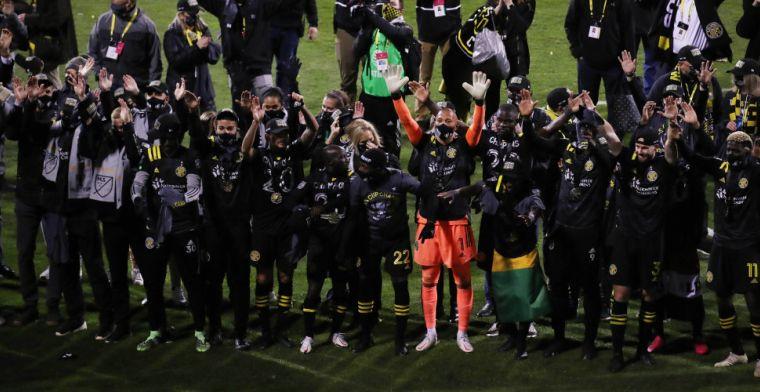 'Nederlandse' MLS-finale simpele prooi voor Room en Columbus Crew