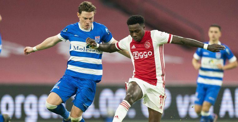 'Ajax-aanvaller Promes opgepakt vanwege betrokkenheid bij ernstige steekpartij'