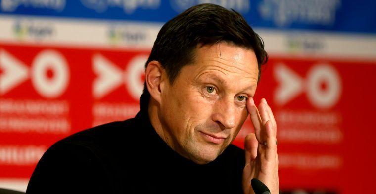 PSV-trainer Schmidt reageert op Europa League-loting tegen Olympiakos
