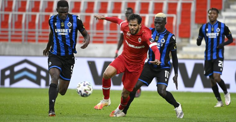 Club Brugge komt met statement na racisme-rel Haroun en dient klacht in
