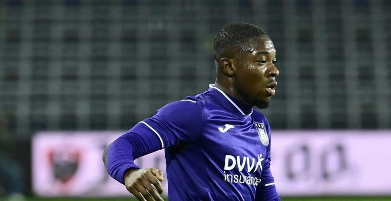'Veel interesse in Amuzu, Anderlecht en Kompany sluiten vertrek uit'