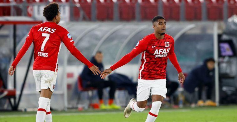 AZ-trio Stengs, Boadu en Wijndal naar Feyenoord: 'Goede 1 aprilgrap'