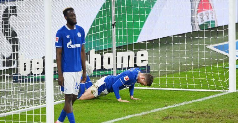 Raman en Schalke verliezen weer en zitten aan 28 (!) duels zonder overwinning